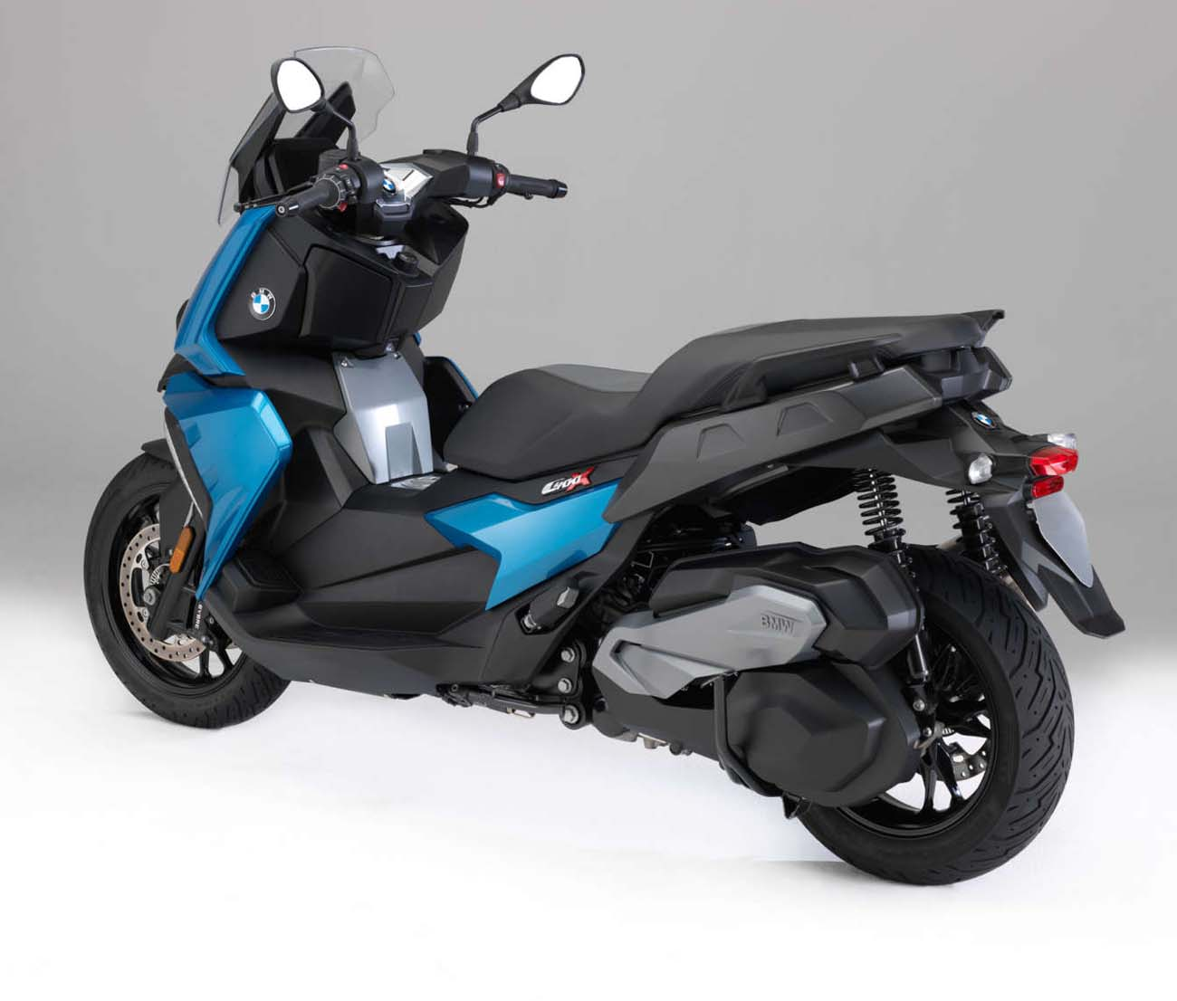 BMW C 400X technical specifications